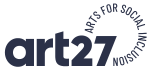 art27 Arts for social inclusion logo